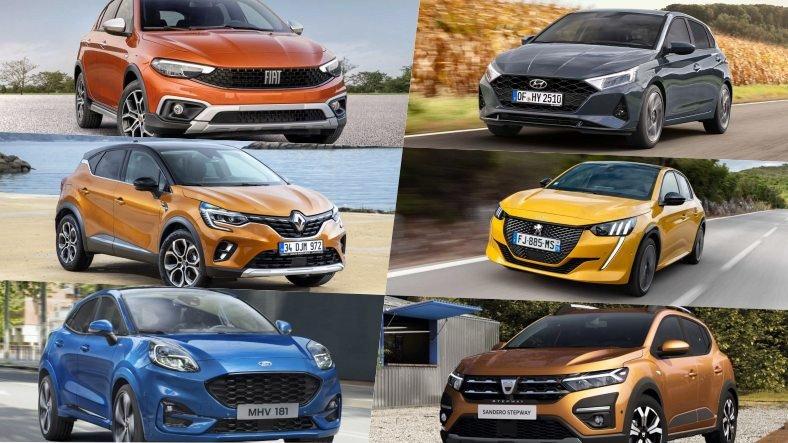 2021 Türkiye'de Yılın Otomobili Ödülüne Aday 27 Model Açıklandı