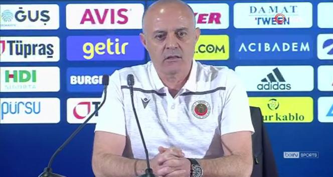 Özcan Bizati: 'Bazı maçları kazanıp kaybedeceğiz ama sahada dik duran bir ruh olacak'