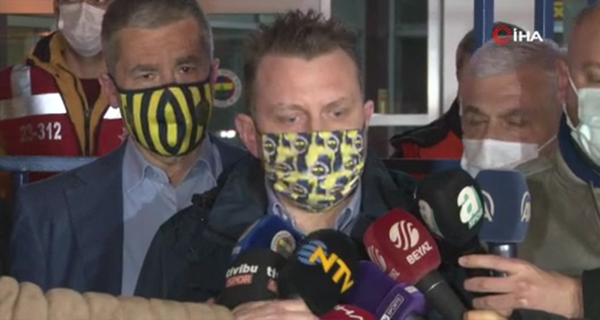 """Selahattin Baki: """"Fetöcü zihniyeti Fenerbahçe taraftarıyla oynayıp sokağa dökmeye çalışıyor"""""""